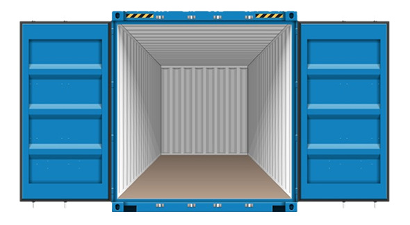 Self storage container hire  sc 1 th 166 & Swansea Storage Container Rental